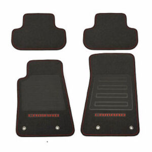 2012-2015 CAMARO CARPETED MATS