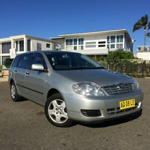 2005 Toyota Corolla ZZE122R Ascent Silver 4 Speed Automatic Wagon Sylvania Sutherland Area Preview