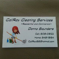 CaliRay Cleaning Services