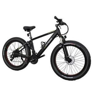 HoteBike Electric Bicycle (Fat Tire)