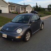 2002 VW Beetle for parts
