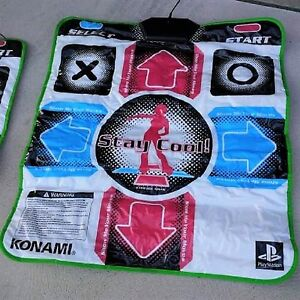 2 DDR Mats for Sony Playstation 2