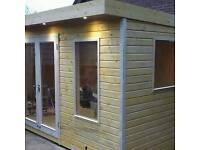 New 16x9 summer house garden room