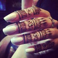 Eyebrow, Facial threading&Henna tattoo in lacewood Halifax.