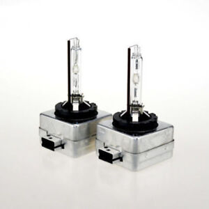 New 2PCS Xenon HID Headlight Replacement Bulbs Lamp D1S 6000K