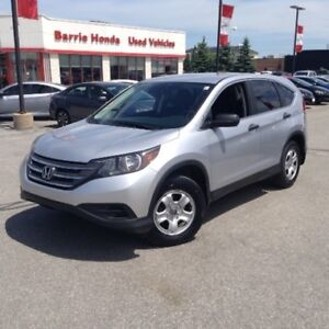 2014 Honda CR-V LX A/C, FUEL SAVER,