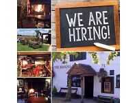 bar/waiting/ cleaner / chef wanted for busy local pub/ restaurant