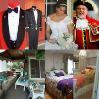 Seamstress and Tailor - Custom, Home Decor, Military Alerations