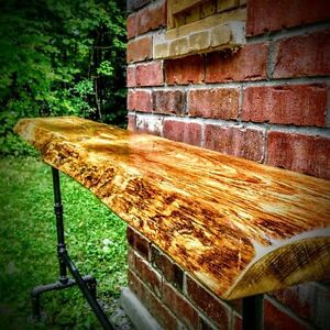 Locally Milled Live Edge Furniture by Ruztikcharms Peterborough Peterborough Area image 8