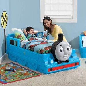 Thomas the Train Bed Now In Stock
