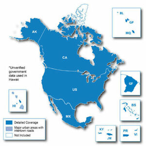 Update your Garmin GPS with Any Latest Map - Canada, Europe, etc