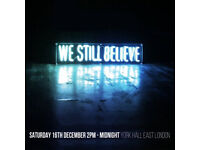 The Black Madonna York Hall, London - We Still Believe *Only London Date* 3 x Tickets