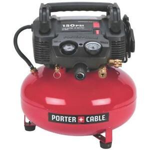 porter cable c2002 compresseur 6 gallons 150psi