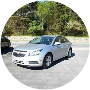 2014 CHEVROLET CRUZE LT...LOADED! NEW 2YR MVI! REAR VIEW CAMERA!