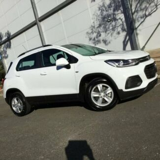 2017 Holden Trax TJ MY17 LS White 6 Speed Automatic Wagon Nailsworth Prospect Area Preview