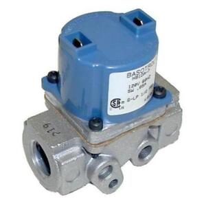 SOLENOID VALVE  GAS NAT/LP 1/2 FPT GAS IN/OUT - LINCOLN OVEN *RESTAURANT EQUIPMENT PARTS SMALLWARES HOODS AND MORE*