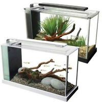 Fluval Spec V Aquarium Fish Tank with Everything Included
