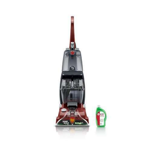 Hoover Power Scrub Deluxe Carpet Cleaner (Certified Refurbished) FH50150DM