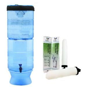 Berkey Light Earth Water Filter System $197.00 FREE DELIVERY