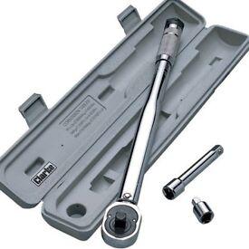 "Clarke CHT141 - 1/2"" Drive Reversible Head Torque Wrench"