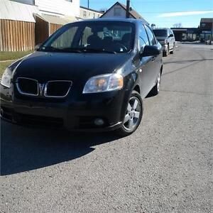2008 Pontiac Wave SE.Sunroof/Alloys. Certified & Emissions
