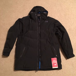 North Face men's 550 Fill Down Jacket NEW