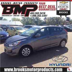 2016 Hyundai Accent  GREAT DEAL ON A GREAT CAR! ECO MODE!