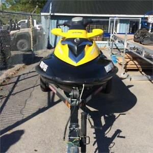 Consignment Sale: 2007 Sea Doo RXT Supercharged Four Stroke