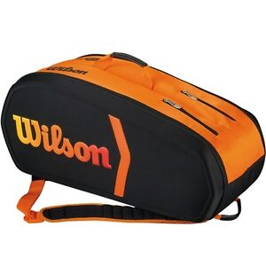 WIlson Burn Molded 9 Pack Bag