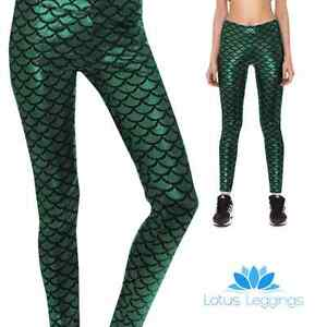 NEW Mermaid & Galaxy Leggings!!