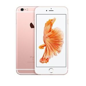 6s iPhone Great condition. Rose gold colour.  64 MB