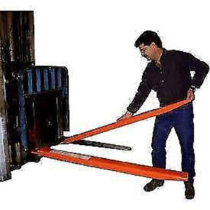 FORKLIFT EXTENSIONS