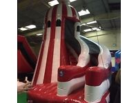 50% of my bouncy castle business