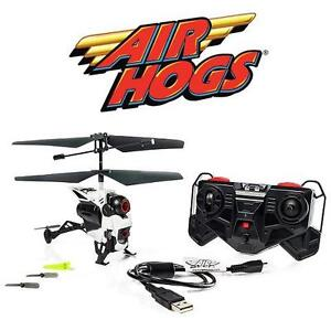 NEW AIR HOGS ALTITUDE VIDEO DRONE - 110505426 - RC REMOTE CONTROL HELICOPTER