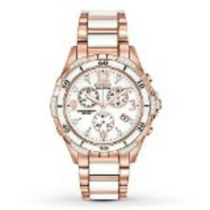 Citizen Women's FB1233-51A Ceramic Analog Display Japanese Quart