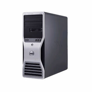 Gaming PC Nvidia 460 260 GTX 2x4Cores Xeon T3500 i7 i5Speed Wty