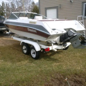 18 ft Boat For Sale Ready for Summer