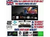 ANDROID TV BOX ✔ FULLY LOADED ✔ LATEST KODI ✔ FULL SKY TV GUIDE ✔ 3PM KICK-OFF ✔ FREE UPDATES