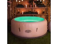 Hot Tub Hire from the UK's No.1 Inflatable Hot Tub Hire Service