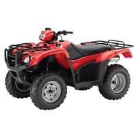 2017 HONDA TRX500FM1H ON SALE  FIND YOUR FREEDOM SAVE 1000.00 Thunder Bay Ontario Preview