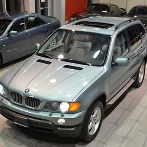 BMW X5 SUV. OPEN TO OFFERS