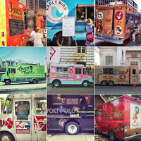 CUSTOM BUILT FOOD/ICE CREAM TRUCK-LEASING & RENTALS NOW BOOKING