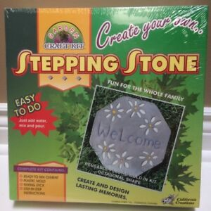 Stepping Stone Craft Kit