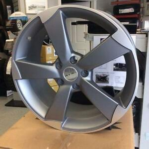 "RTX ""RS"" 18X8, 5-112, +45 OFFSET,66.6 BORE"