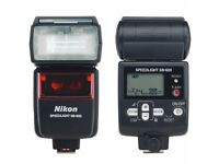 Used- Nikon Speedlight SB-600 Shoe Mount Flash - Excellent- Condition