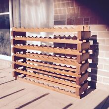 TIMBER WINE RACK Armidale Armidale City Preview