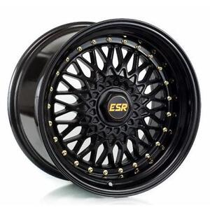 ESR WHEEL black-------------- SR03 ----------------15-16-17-18''