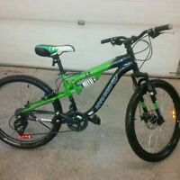Receiver hitch Bike rack and bikes for sale