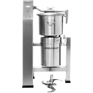 Robot Coupe R23T Vertical Food Processor with 24 qt. S/S . *RESTAURANT EQUIPMENT PARTS SMALLWARES HOODS AND MORE*