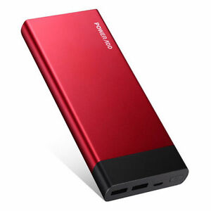 Portable Charger External Battery for iPhone, iPad, Samsung
